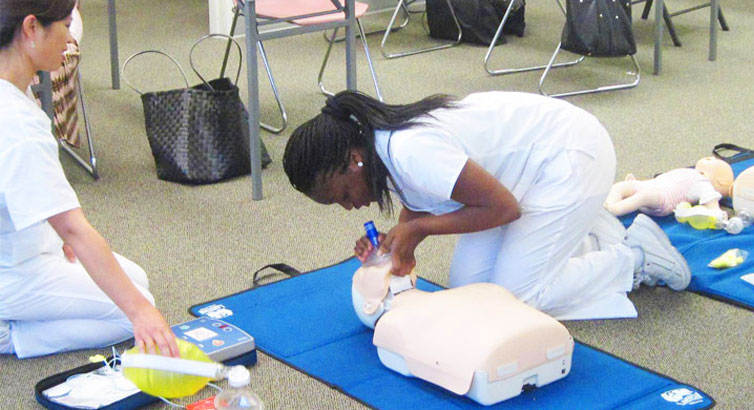 CPR Classes: Oakland