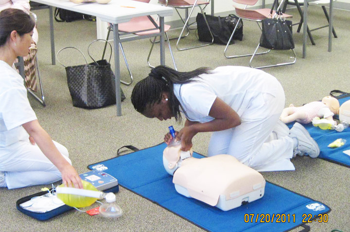 CPR Class in Oakland, CA